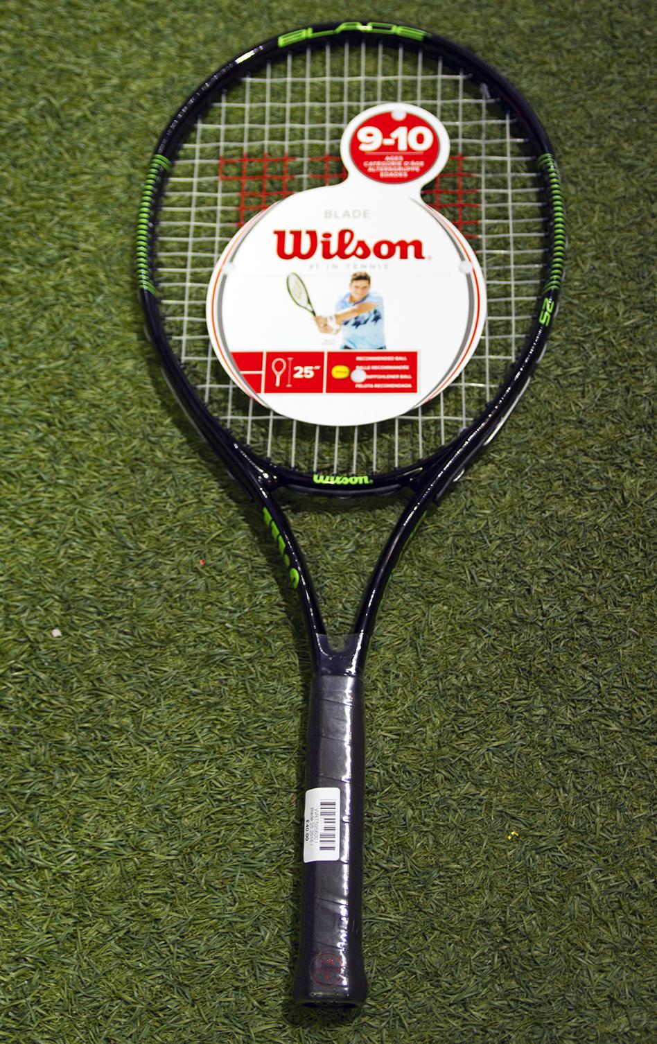 New in: Wilson Blade 2015 range