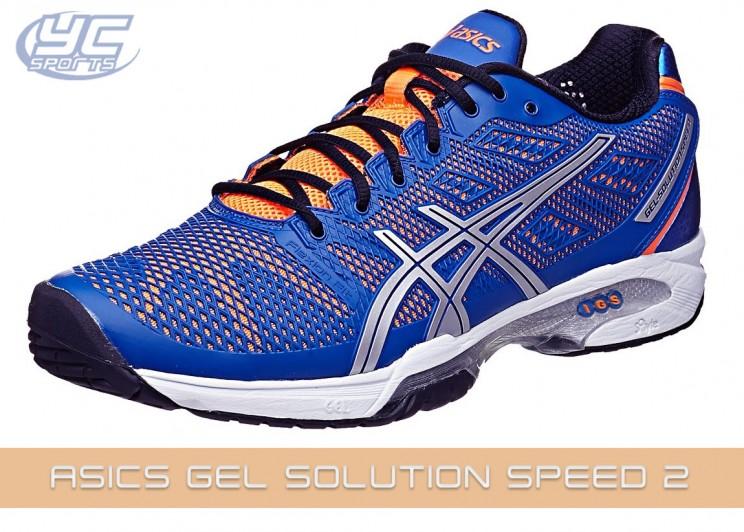 Asics Gel Solution Speed 2 graphic