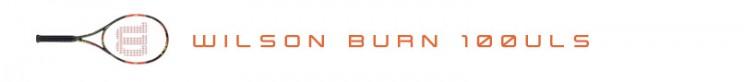 Wilson Burn 100ULS blog banner