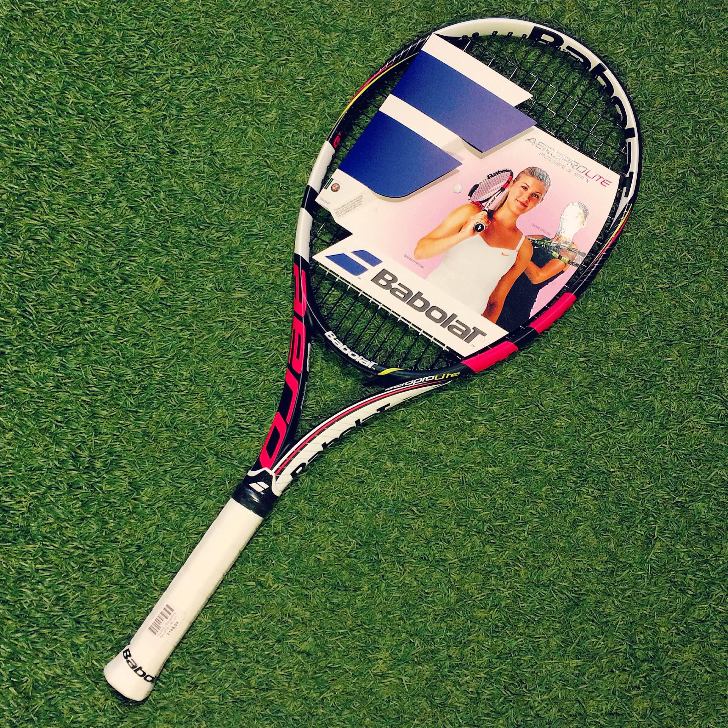 Tennis Tuesday  Babolat AeroPro Lite 2ebbcde9a7655