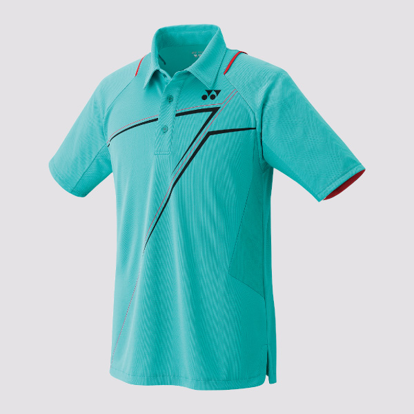 Yonex 12100 Mens Polo Shirt aqua