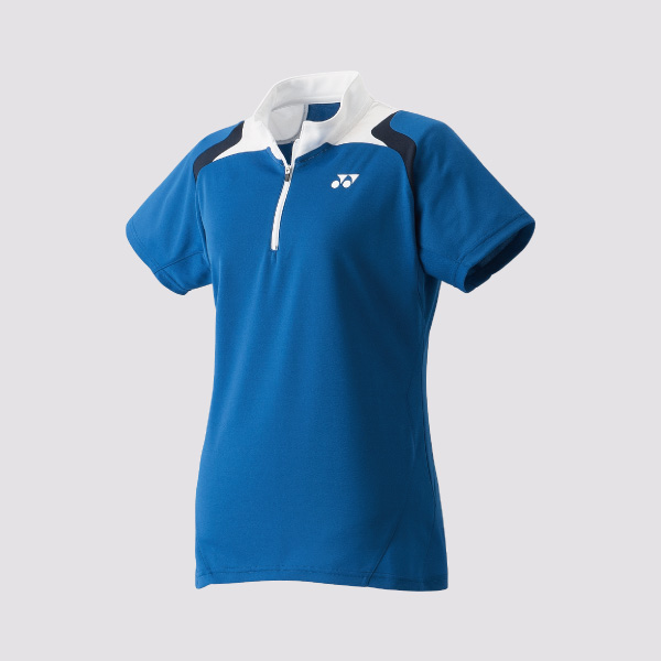 Yonex 20241 Ladies Polo Shirt royal blue:white