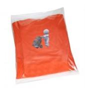 EssentialsClear polythene bags - non stick seal