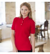 HenburyWomen's classic cotton piqué polo shirt