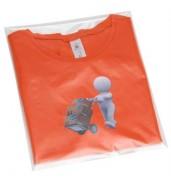 EssentialsClear polythene bags - stick seal