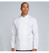 AFDChef's kit jacket with press stud (DD16)