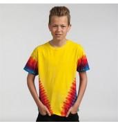 ColortoneKids rainbow vee T