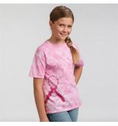 ColortoneKids pink ribbon T