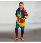ColortoneKids rainbow tie-die all-in-one
