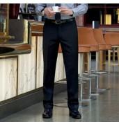 Brook TavernerAvalino flat front trousers