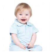 LarkwoodBaby/toddler polo shirt