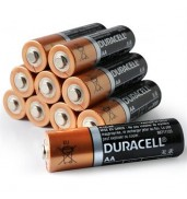DuracellAA Duracell batteries (10-pack)