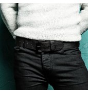 Affordable FashionNorwalk - PU leather burnish belt