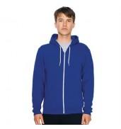 American Apparel®Flex fleece zip hoodie (F497)