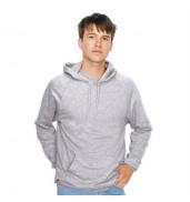 American Apparel®California fleece pullover hoodie (5495)