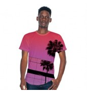 American Apparel®Sublimation tee (PL401)