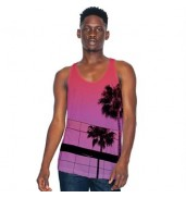 American Apparel®Sublimation tank (PL408)