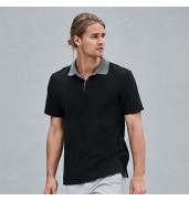 AnvilAnvil adult double piqué polo