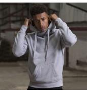 AWDis HoodsCross neck hoodie