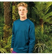 Asquith & FoxMen's twisted yarn sweatshirt