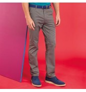 Asquith & FoxMen's slim fit cotton chino
