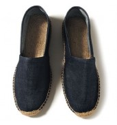 B&C DenimB&C DNM espadrille /men
