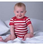 BabybugzBaby stripy bodysuit
