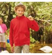 Fruit of the LoomPremium 70/30 kids sweatshirt jacket