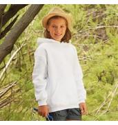 Fruit of the LoomPremium 70/30 kids hooded sweatshirt
