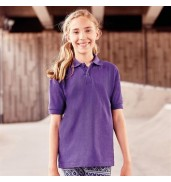 Jerzees SchoolgearKids polo shirt