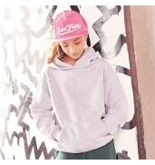 Jerzees SchoolgearKids hooded sweatshirt