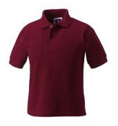 Jerzees SchoolgearKids hard-wearing polo shirt