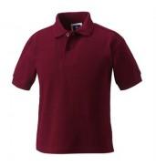Jerzees SchoolgearKids hard-wearing polo shirt