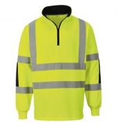 PortwestExnon hi-vis rugby shirt (B308)