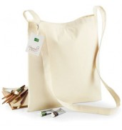 Westford MillOrganic cotton sling tote