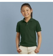 GildanDryBlend® youth double piqué sports shirt