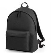 BagBaseTwo-tone fashion backpack