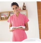 AlexandraWomen's easycare wrap beauty tunic (NF990)