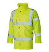 DickiesHi-vis motorway jacket (SA22045)