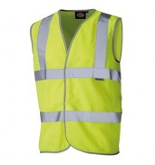 DickiesHighway safety waistcoat (SA22010)