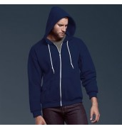 AnvilAnvil full-zip hooded sweatshirt