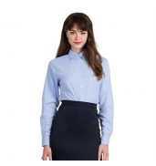 B&C CollectionB&C Oxford long sleeve /women