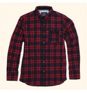 _bravesoulSlater - long sleeve check shirt