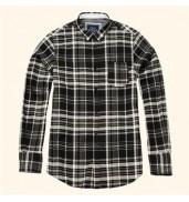 _bravesoulTame - long sleeve check shirt