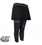 adidas Club Skoleg Legging with Skort (AJ3231)