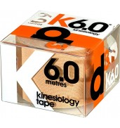 D3 Kinesiology Tape K6.0 50mm x6m Beige