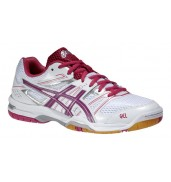 Asics Gel Rocket 7 Women White/Pink shoes