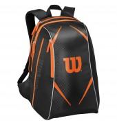 Burn Topspin Backpack BLACK/ORANGE (WRZ841695)