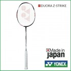 Yonex DUORA Z-STRIKE Badminton Racket BLACK/WHITE
