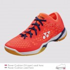 2017 YONEX POWER CUSHION SHB 03Z MEN'S BADMINTON SHOES  CORAL RED